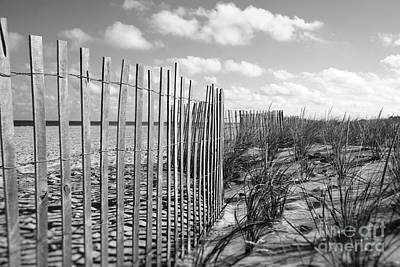 Photograph - Peaceful Beach Scene by Denise Pohl