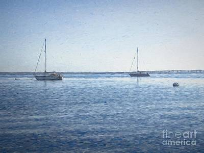Photograph - Peaceful Boats On St. John River by Luther Fine Art