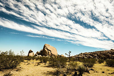 Photograph - Peaceful Boulder by Amyn Nasser