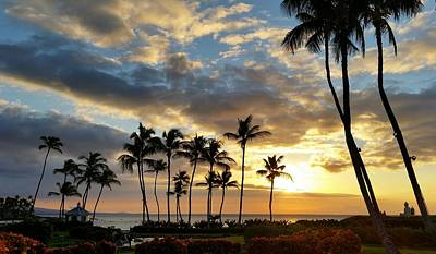 Photograph - Peaceful Dreams Hawaii by Pamela Walton
