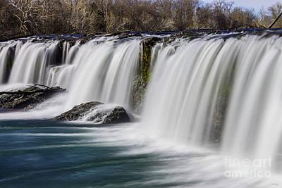 Photograph - Peaceful Grand Falls by Jennifer White