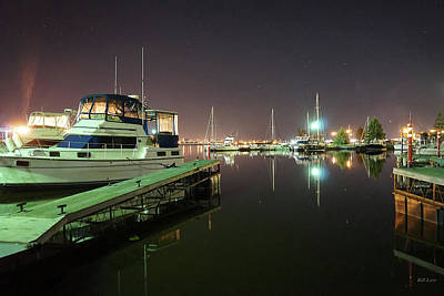 Photograph - Peaceful Harbor by Bill Lere
