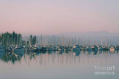 Photograph - Peaceful Harbor by Patricia Strand