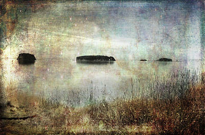 Photograph - Peaceful Islands by Randi Grace Nilsberg