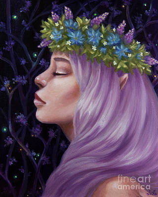 Painting - Peaceful by Kathryn Whiteford