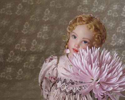 Photograph - Peaceful Kish Doll by Nancy Lee Moran
