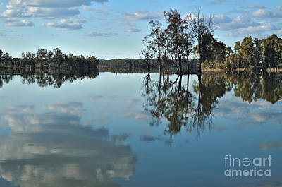 Water Photograph - Peaceful Lake by Angelo DeVal