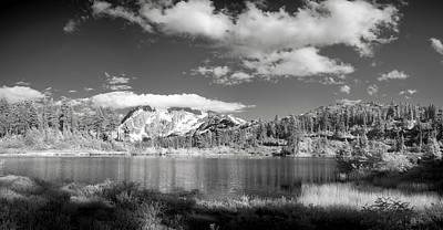 Photograph - Peaceful Lake by Jon Glaser