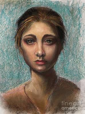 Pastel - Peaceful by Lisa DuBois