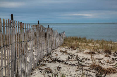 Photograph - Peaceful Morning At The Beach by Steve Gravano