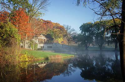 Photograph - Peaceful Morning by Susan McMenamin