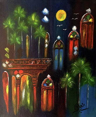Peaceful Night  Original by Siran Ajel