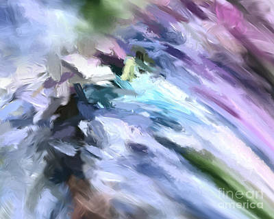 Digital Art - Peaceful Palette by Margie Chapman
