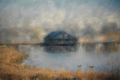 Painting - Peaceful Retreat by Jai Johnson
