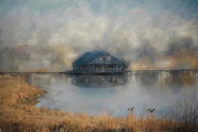 Painting - Peaceful Retreat by Jai Johnson