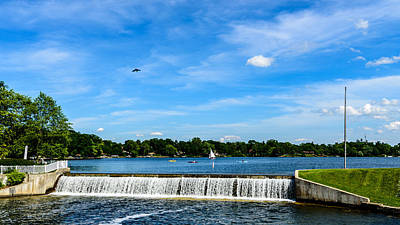 Photograph - Peacock Dam And Lake Fowler by Randy Scherkenbach