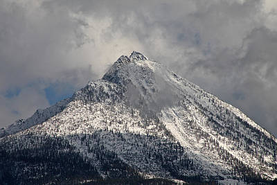 Photograph - Peak by Cathie Douglas