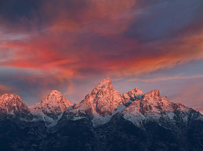 Photograph - Peak Sunrise by Kathleen Bishop