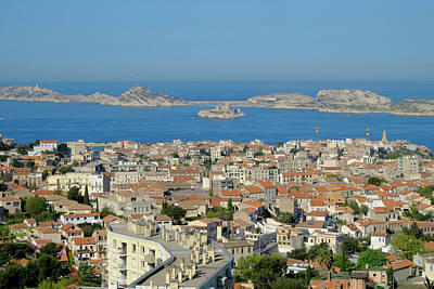 Photograph - Peak View Marseille by August Timmermans