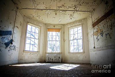 Photograph - Pealing Walls by Randall Cogle