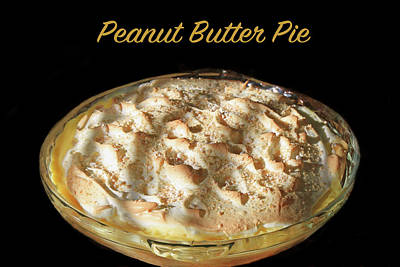 Photograph - Peanut Butter Pie by Donna Kennedy