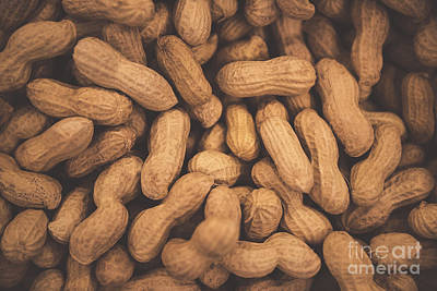 Photograph - Peanuts Background by Anna Om