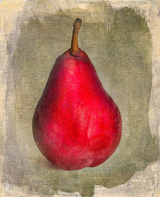 Photograph - Pear 1 by Joye Ardyn Durham