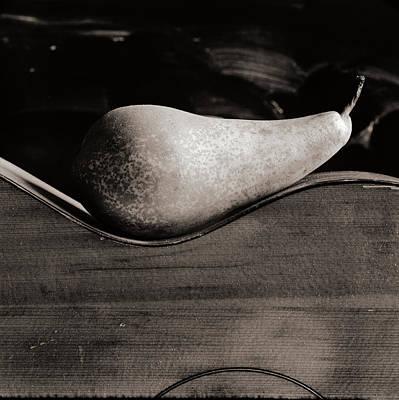 Photograph - Pear #4745 by Andrey Godyaykin