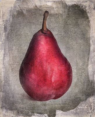 Photograph - Pear 5 by Joye Ardyn Durham