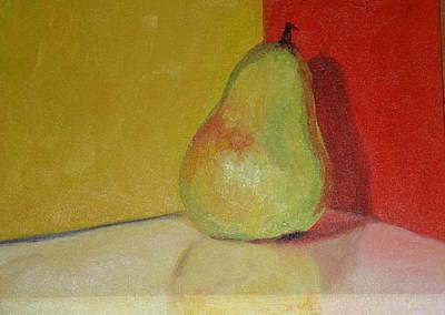 Pear Study Art Print by Martha Layton Smith