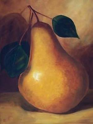 Painting - Pear Study  Sold by Susan Dehlinger