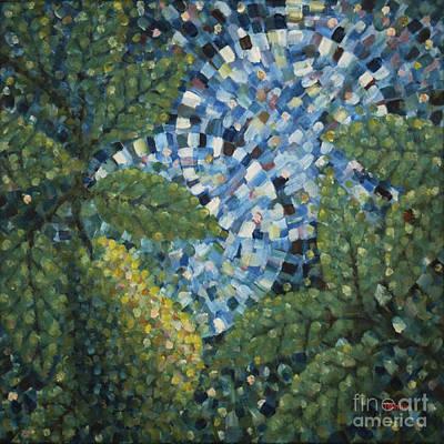 Pear Tree / Full Moon Original by Jim Rehlin