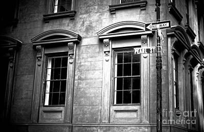 Photograph - Pearl Street by John Rizzuto