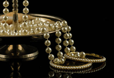 Photograph - Pearls Of Joy by Manjot Singh Sachdeva