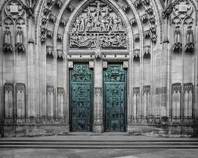 Photograph - Heavenly Doors by M G Whittingham