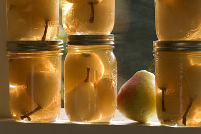 Pears Photograph - Pears by George Robinson