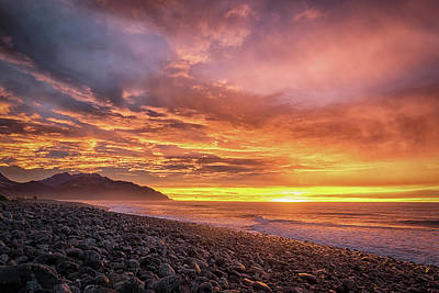Photograph - Pebble Beach Sunrise by Martin Capek