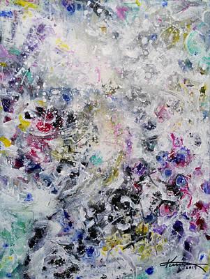 Painting - Pebble Seashore by Kume Bryant