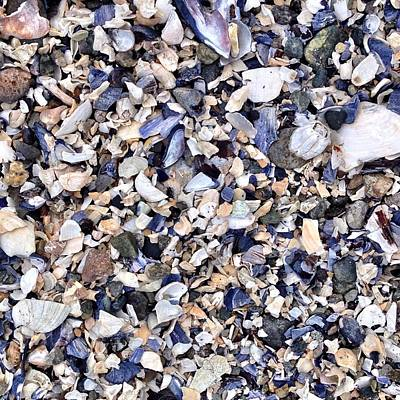 Photograph - Pebbles by Anna Beaudry