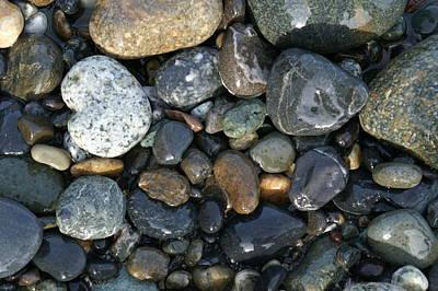 Photograph - Pebbles by Henri Irizarri