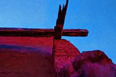 Chris Walter Rock N Roll - Pecos Style by Jim Buchanan