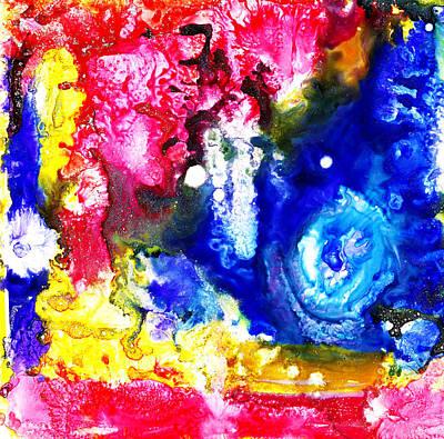 Microsoft Painting - Peduncular Hallucinosis by Sir Josef - Social Critic -  Maha Art