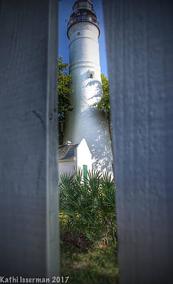 Photograph - Peeking Thru by Kathi Isserman
