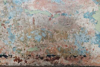 Photograph - Peeling Paint - 3 by Christy Pooschke