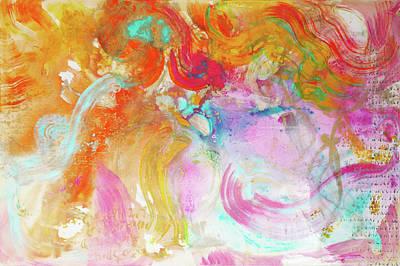 Painting - Pegasus by Eva Konya