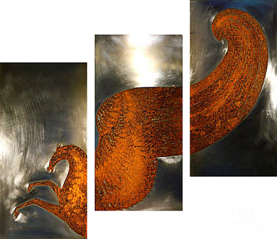 Pegasus I Art Print