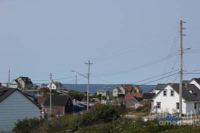 Photograph - Peggy's Cove by Wilko Van de Kamp