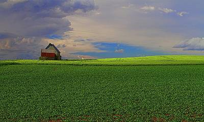 Photograph - Pei Storm by John Babis