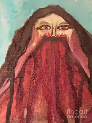 Painting - Pele by Karen Nicholson