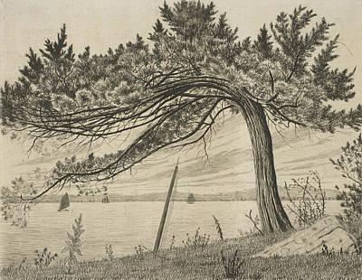 Relief - Pelham Bay by Henry Farrer